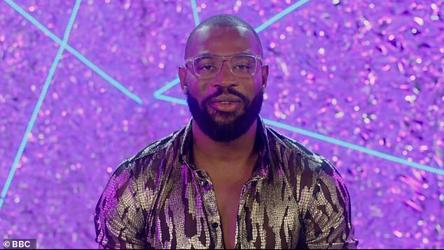 Speaking earlier about his reasons for participating in Family First: Strictly, Ugo said it was 'special' to know that his daughters could watch him dance every week.