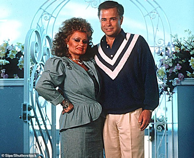 Fallen stars: America's most popular 'televangelists' Jim and Tammy Baker don't let old-fashioned Christian virtues like modesty and frugality stand in their way