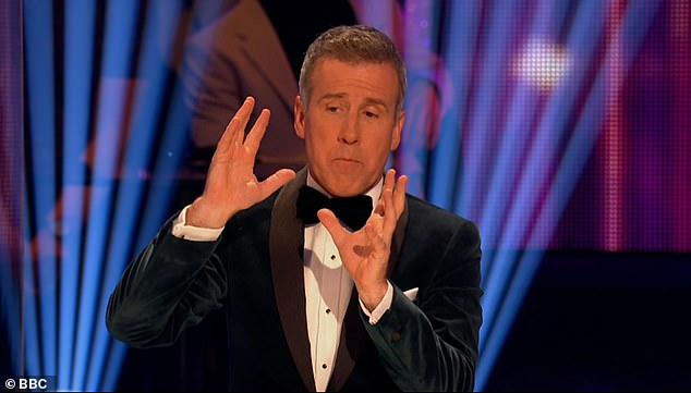 Judge!  Anton Du Beke finally took his place as a permanent judge on the Strictly Come Dancing panel on Saturday night, 17 years after joining the show.
