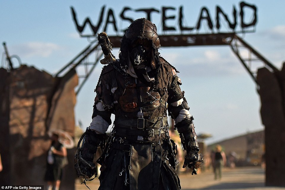 Wasteland Weekend Festival asks attendees to adhere to the theme as much as possible in order to not break the illusion