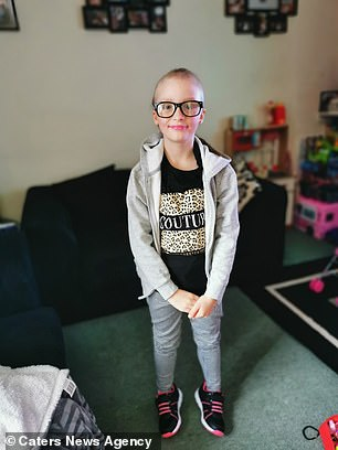 Amelia's mother said 'happy, sweet and smart girl', but her condition changed her personality