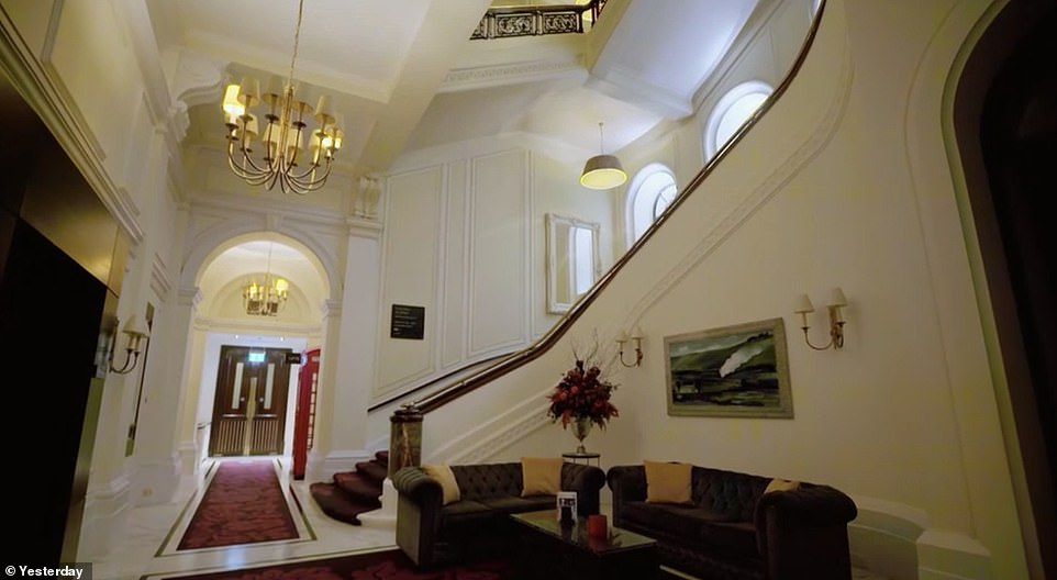 The £300-a-night four-star venue has catered to wealthy travellers and other Londoners since it opened in 1865