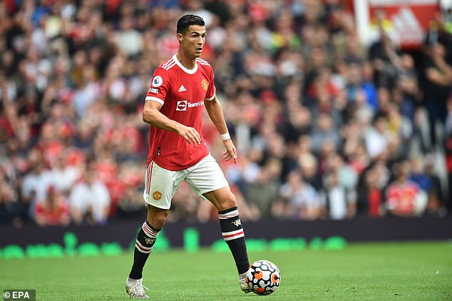 The 23-year-old is yet to play alongside Cristiano Ronaldo after returning to United