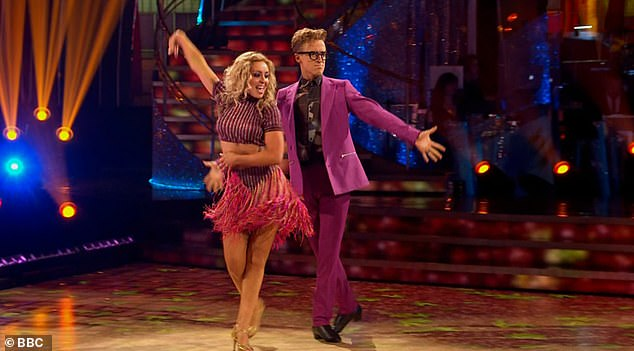 Concerns: Strictly Come Dancing faces calls to increase testing after Tom Fletcher and Amy Dowden were forced to pull out of Saturday's live show after testing positive
