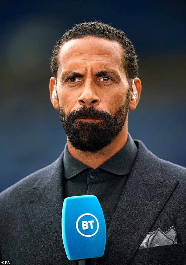 Rio Ferdinand feels Kane's performances are reflective of him being 'unhappy' to still be at Spurs