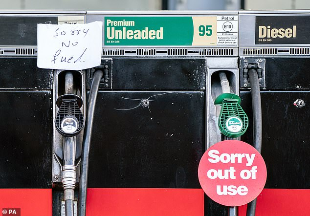 For some people, the lack of fuel over the past few days at filling stations may be the turning point for their intention to abandon their internal-combustion-engined cars and switch to EVs, according to new and used vehicle retailers.