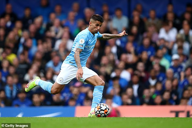 Joao Cancelo is a new entry in this week's Premier League power rankings. His performance against Chelsea on Saturday has warranted him a place on the exclusive Sportsmail list