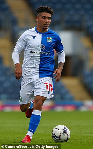 Dolan became one of the club's youngest players to ever make 50 appearances when scoring in the 5-1 thumping of Cardiff City