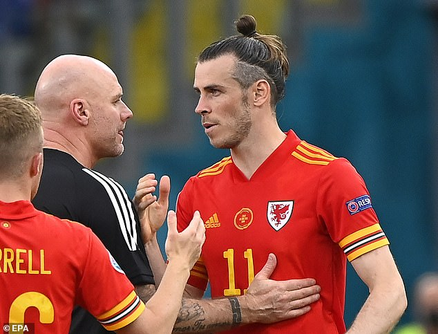 Wales boss Rob page has confirmed it is 'quite a significant hamstring tear'
