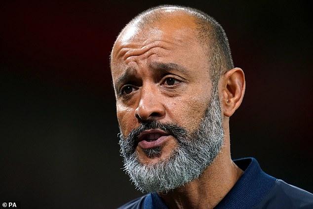 Merson fears Nuno Espirito Santo could lose his job with one more bad result like the Arsenal loss