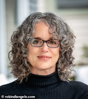 Robin DiAngelo, an anti-racist author who wrote a NYT bestseller 'White Fragility'