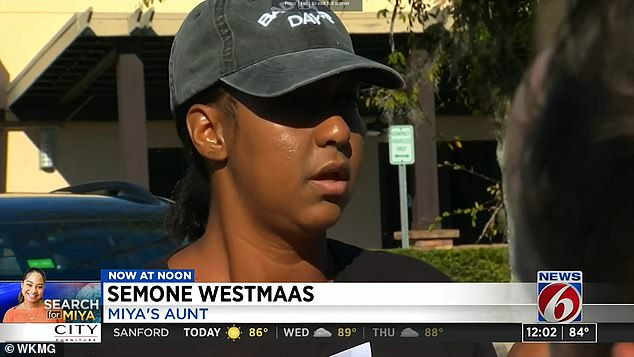 Semone Westmaas, Marcano's aunt, told reporters that Caballero's death leaves them grasping for answers