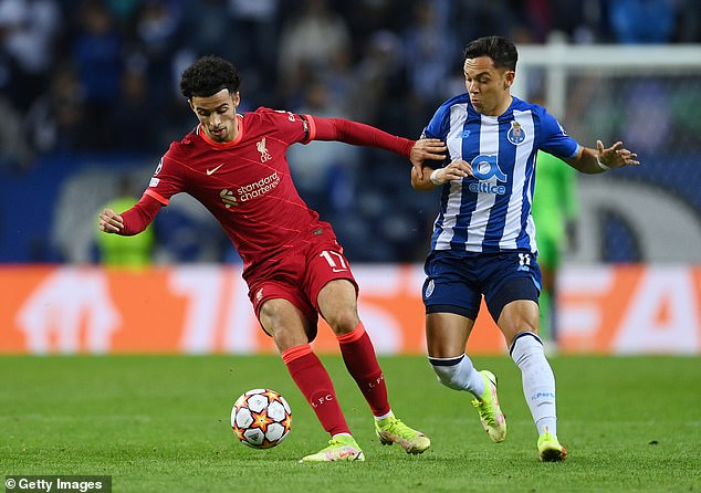 The 20-year-old provided two assists and was heavily involved in the build-up for two others