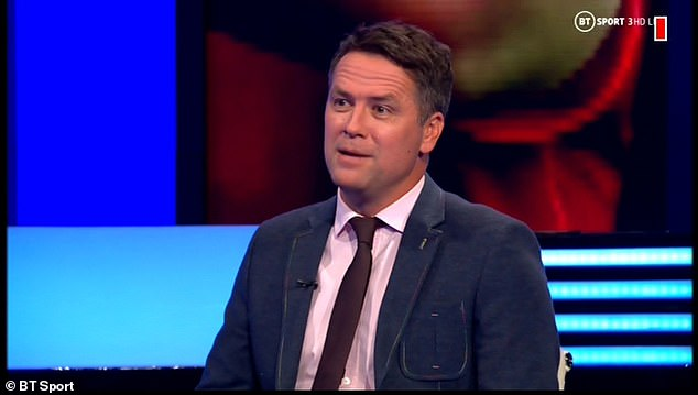 Michael Owen praised Jones after the match but says he needs 'a long run in the team'