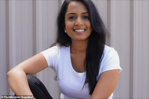 The entrepreneur behind a financial education platform that has helped other women to save tens of thousands of dollars has revealed the five money tips every woman should know (Paridhi Jain pictured)