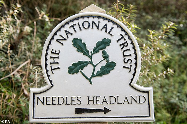 A National Trust subscriber was disappointed at being unable to fully access their membership