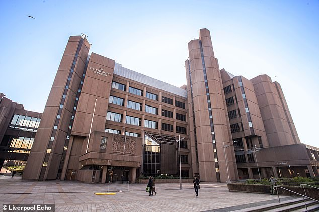 Liverpool Crown Court heard that a member of the public rang the police after witnessing a break-in at a ground floor flat in Rowsley Grove, Aintree