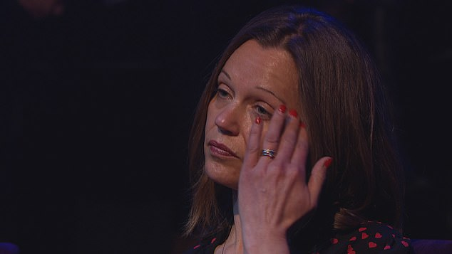 When Keir gave an interview on Piers Morgan's Life Stories, the camera saw an emotional Victoria in the audience
