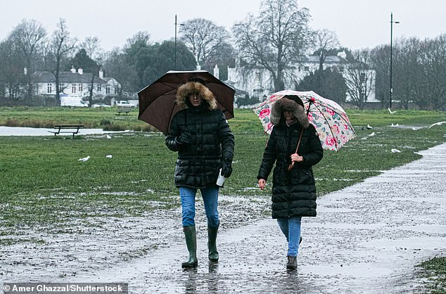 Warm and sunny one minute, rain the next, sometimes the British weather can be so wildly changeable it's difficult to keep up.But just why is it so variable and prone to change from day to day? MailOnline spoke to several meteorologists to find out (stock image)
