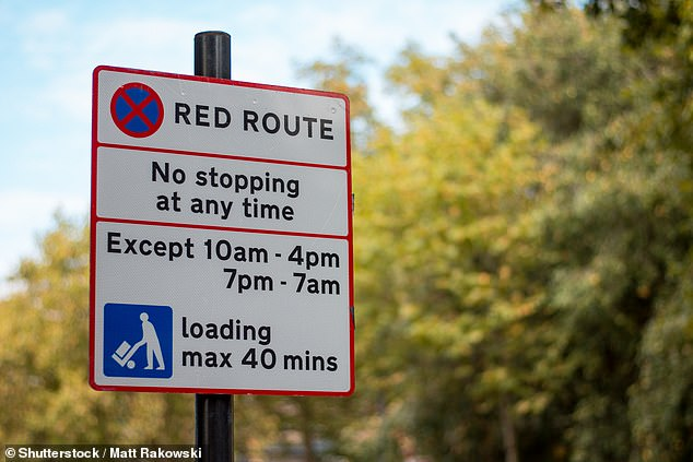 The Red Roads, which are managed by TfL, make up about 5% of the capital's road network.