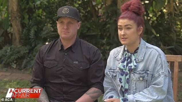 Wait:Speaking to Cliffo and Gabi on Hit Queensland, the pair revealed they only received their $966,000 prize money recently, after a fake bidder threw their win into turmoil