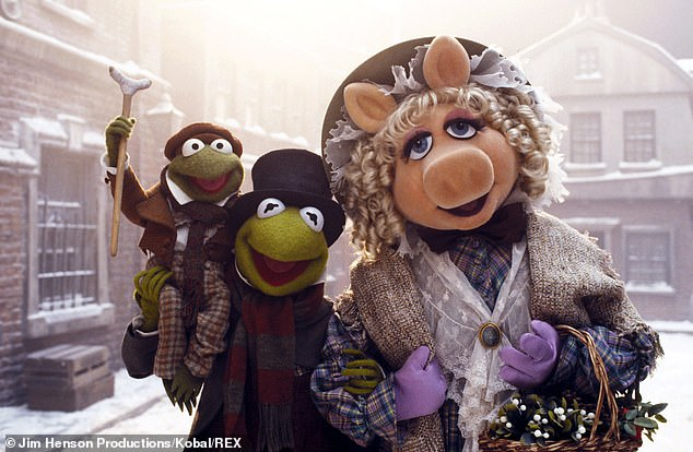 Miss Piggy didn't need pigs-in-blanket: Christmas is about the generosity of spirit—as exemplified in the Muppet Christmas Carol—not the generosity of spending, though with good intention.