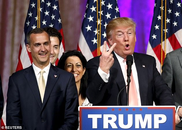 , Married Trump donor told police she feared for safety when Corey Lewandowski told her he killed man, Nzuchi Times National News