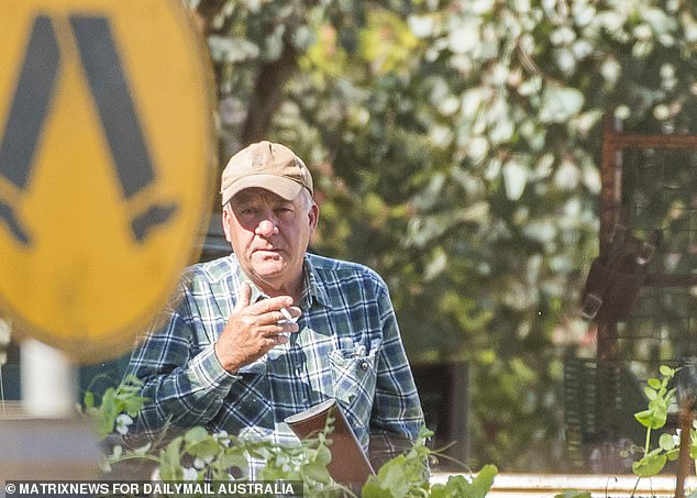 , Glady Berejiklian's ex Daryl Maguire spotted for the first time since the NSW Premier's resignation, Nzuchi Times National News