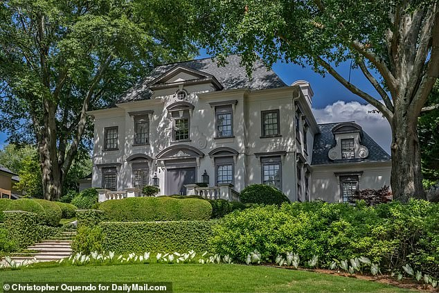 Buckhead is one of the most expensive zip codes, with mansions lining the streets and glossy shopping centers sparkling downtown