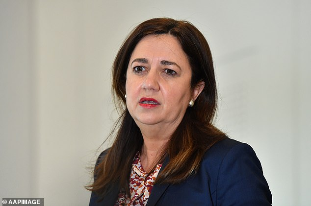 A spokesperson for Ms Palaszczuk said no action needed to be taken by the Premier as she hadn¿t been in attendance during the time of exposure