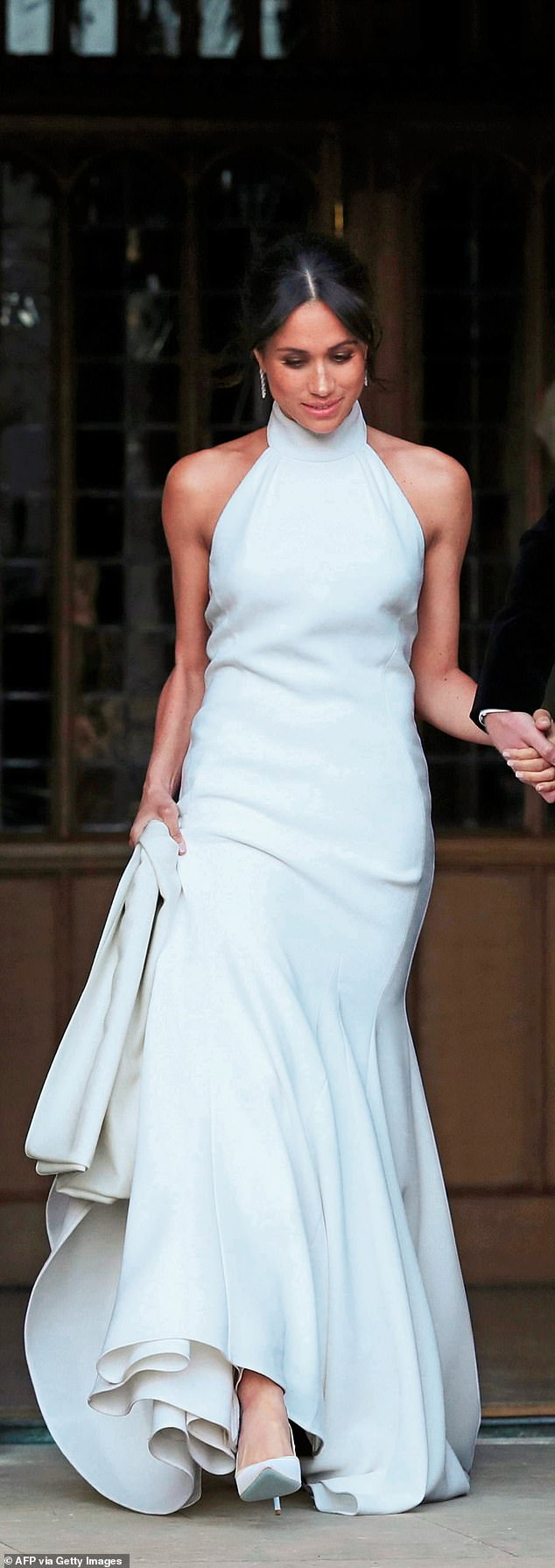 According to family friends, Meghan was intrigued not just by her style but by Diana's independent humanitarian mission
