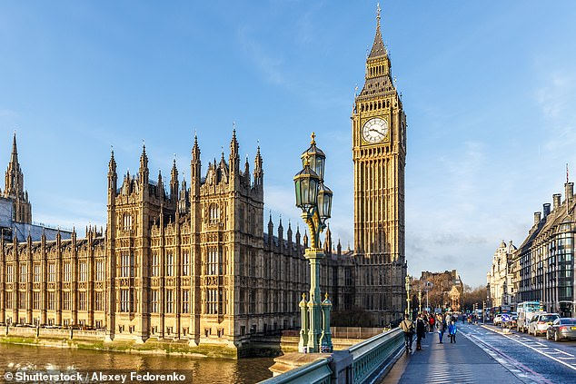 The armed police officer, 48, performed duties in the Houses of Parliament at least five times despite being nicknamed 'The Rapist'