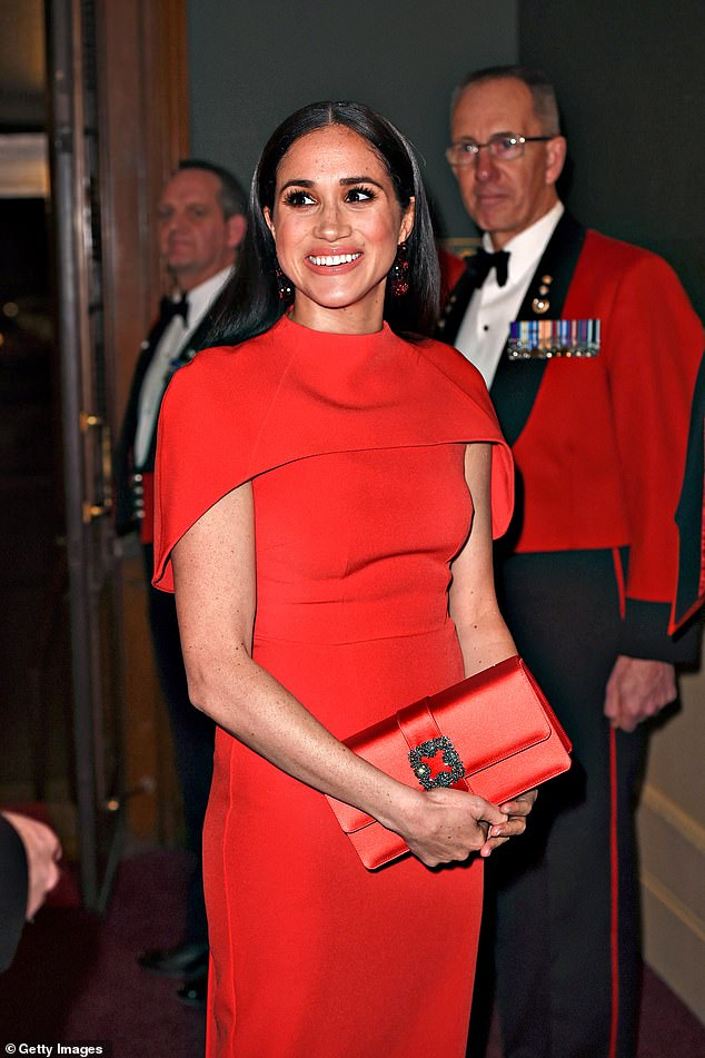 In Meghan, Harry found a woman who embodied the qualities he had been missing