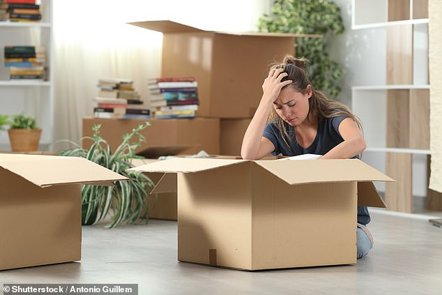 Experts reveal the two most important boxes to pack when moving home and claim they'll make the transition to your new home a lot easier