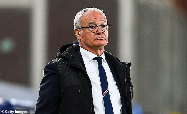 Claudio Ranieri set to replace Xisco Munoz as Watford manager, reports in Italy