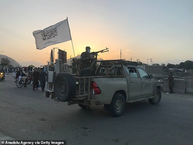 The Taliban dispatched trucks with machine guns to reinforce security around the mosque and emergency rooms