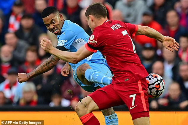 Doubts remain over the suitability of Gabriel Jesus as City's go-to striker after losing Sergio Aguero