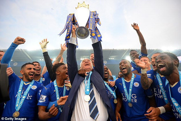 Ranieri propelled Leicester City to an unexpected Premier League title more than five years ago