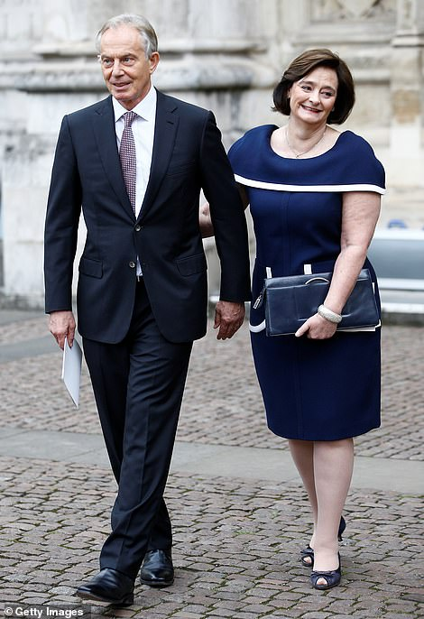 The Pandora Papers show how Tony and Cherie Blair avoided paying stamp duty on their purchase of an office in London. The transaction was not illegal and couple said it was at the insistence of those selling it.