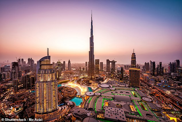 Dubai is one of the most popular destinations for half-October holidays at £370 per seat