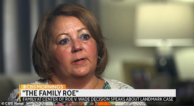 , 'Baby Roe' says her biological mother Norma McCorvey 'didn't deserve' to meet her before she died, Nzuchi Times National News