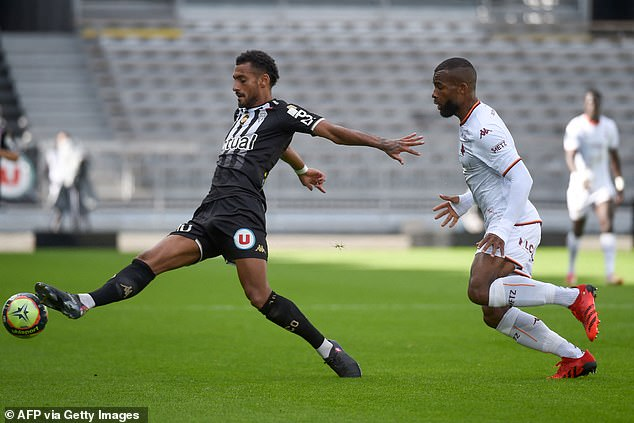 Angers had one of their stands closed for the game with Metz while away fans of other clubs have been banned at games this season amid a series of shocking violent episodes