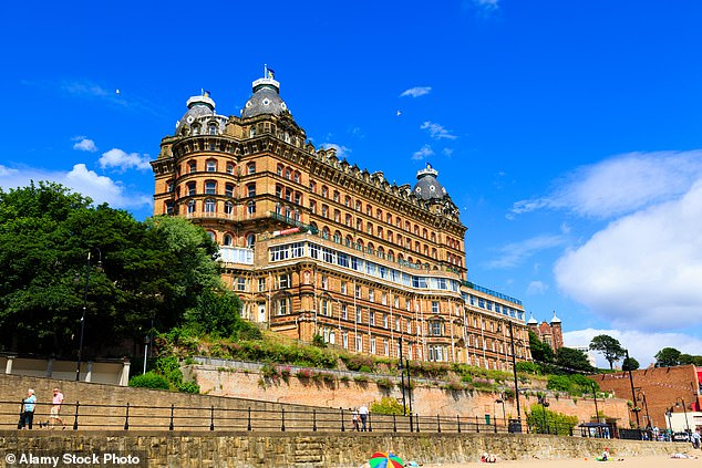 It has now emerged that the Grand Hotel, a Grade II listed building which opened in 1867 and was once the largest hotel in Europe, had housed 150 refugees fleeing Afghanistan after the Taliban swept to power
