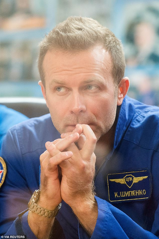 Crew member and film director Klim Shipenko will star in the film, work on make-up and create scenes in space