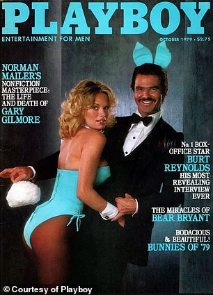 , Playboy features a MALE cover star dressed as a bunny on its October issue, Nzuchi Times National News