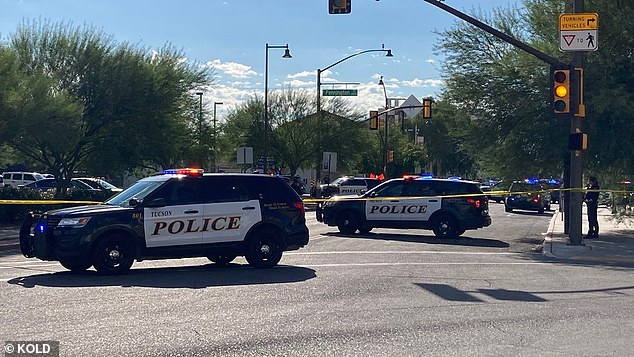 , Police officer is shot dead and two others are injured after shooting at Tucson Amtrak station, Nzuchi Times National News