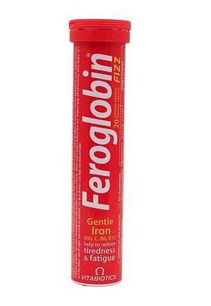 Vitabiotics Feroglobin Fizz, £5.99 for 20, hollandandbarrett.com
