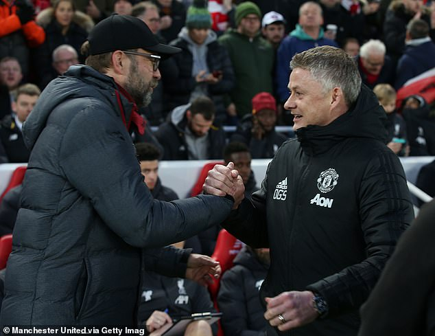 Man United and Liverpool could be without key men for their clash unless players return early