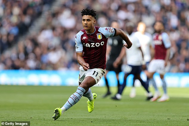 Aston Villa striker Olly Watkins has also been placed on his wish list, according to The Sun.
