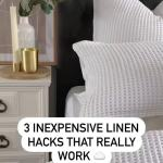 The three cheap laundry hacks that will save you HOURS on changing your bed linen💥👩💥💥👩💥